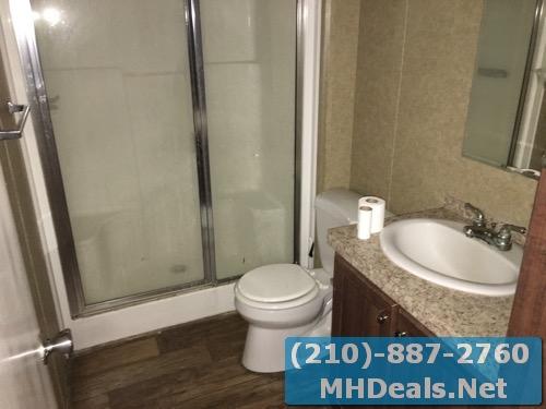 4 bed 2 bath land home clayton pinehurst more than 3 acres Bathroom 2