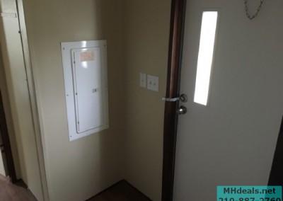 4 bedroom 2 bath Double Wide on Land San Antonio08