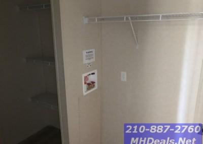 Utility 3 bed 2 bath new singlewide with storage