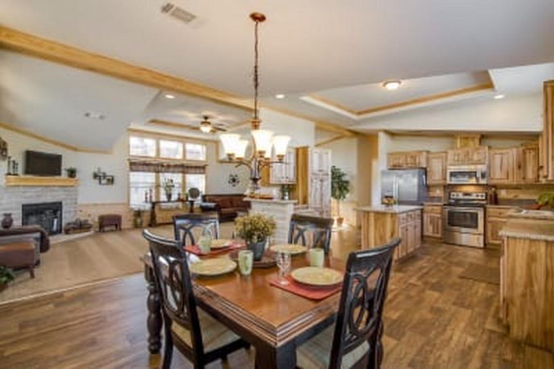Pine Mountain Cabin Champion Homes Texas 01