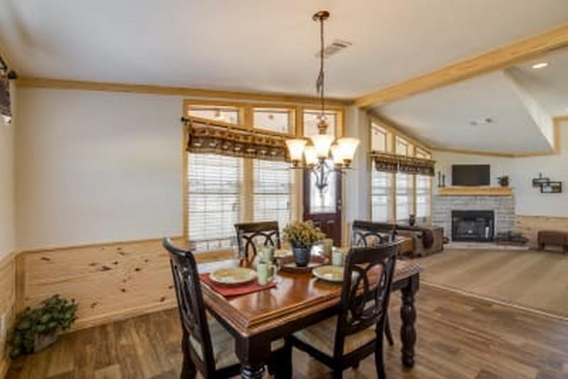 Pine Mountain Cabin Champion Homes Texas 02