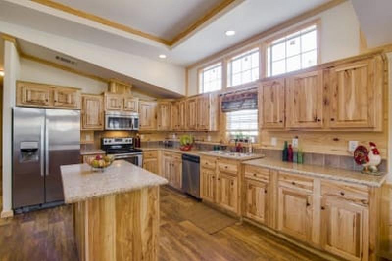 Pine Mountain Cabin Champion Homes Texas 04