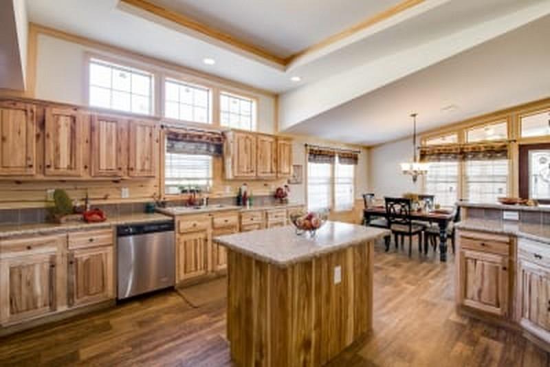 Pine Mountain Cabin Champion Homes Texas 05