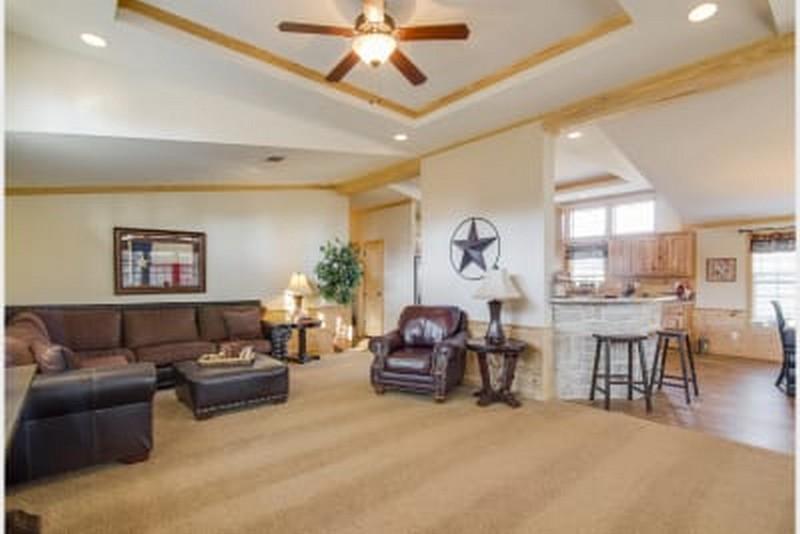 Pine Mountain Cabin Champion Homes Texas 06