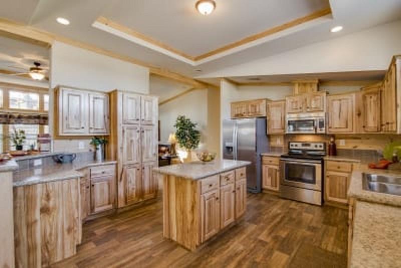Pine Mountain Cabin Champion Homes Texas 07