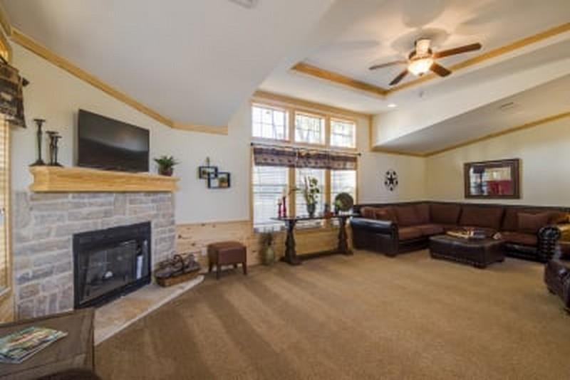 Pine Mountain Cabin Champion Homes Texas 08