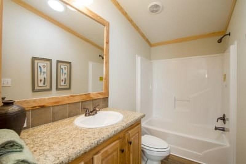 Pine Mountain Cabin Champion Homes Texas 12