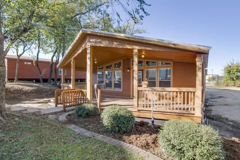 Pine Mountain Cabin Champion Homes Texas 18