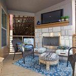 Rustic 1 bedroom cabin fireplace porch rustic Rustic 1 bedroom cabin 520