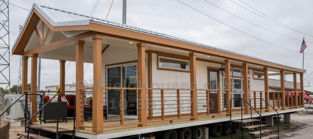 2 bedroom tiny home cabin